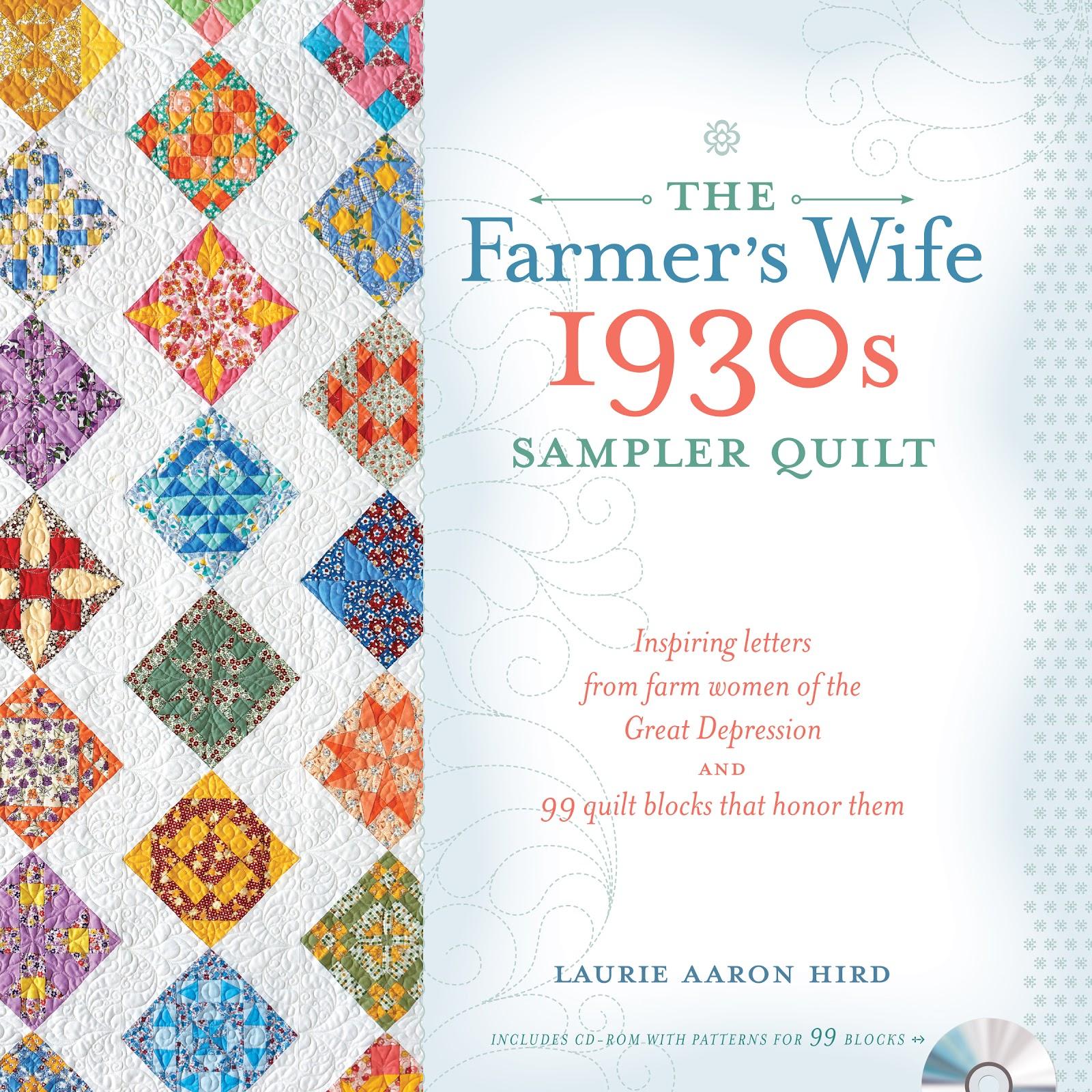 Widow Tutorial: Block 99 in the Farmer's Wife 1930s Sew-Along