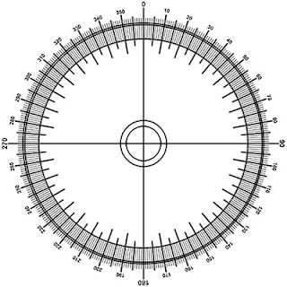 Protractor for Adobe Photoshop Logo