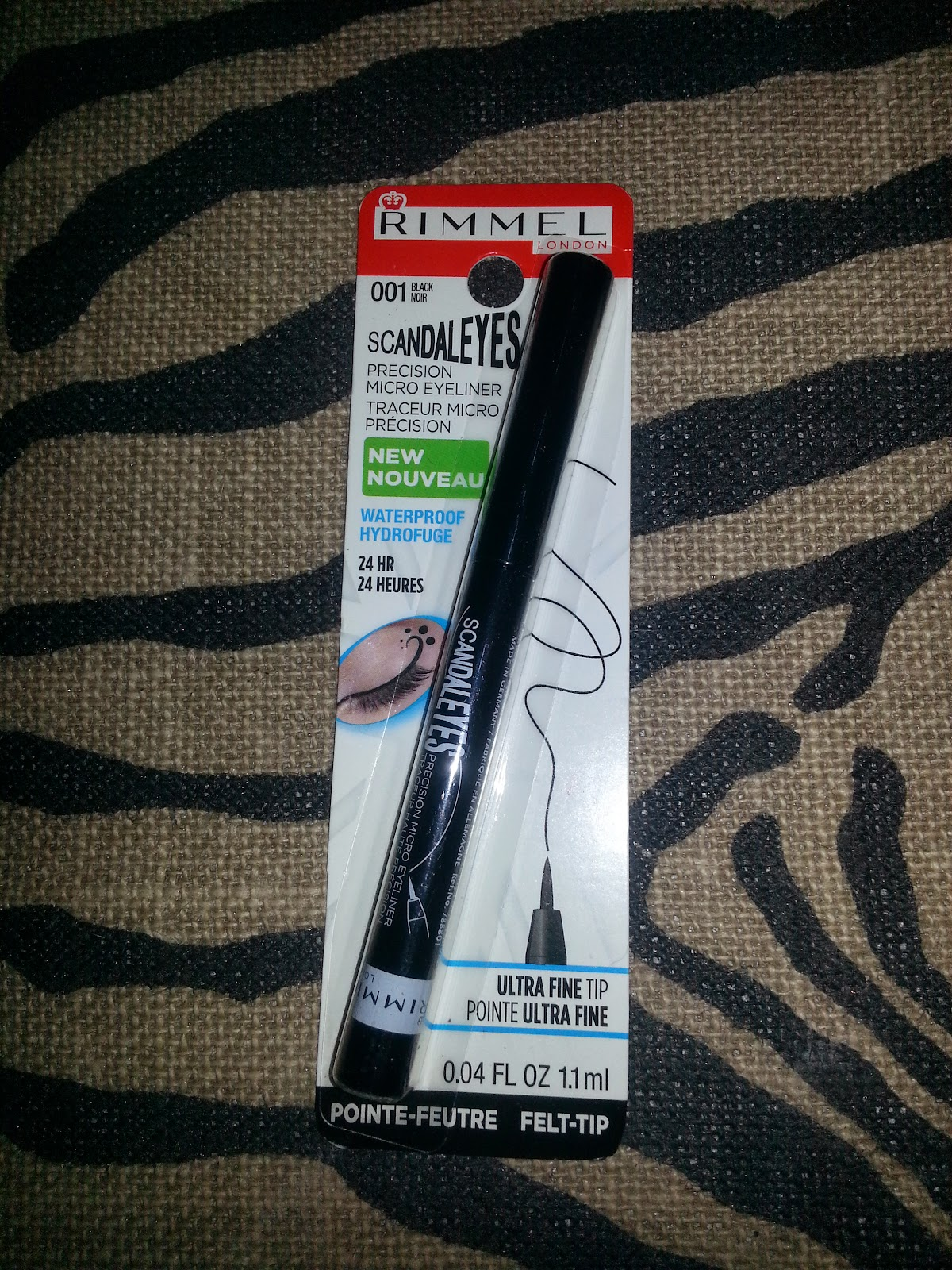 7b47779434a Here is what is said about this felt tip eyeliner on the Rimmel site: