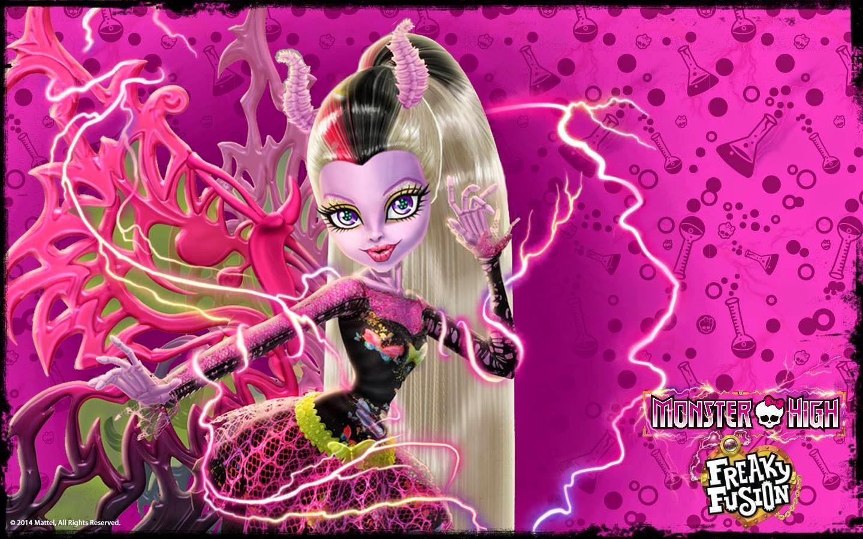 Fondos De Pantalla De Monster High: MONSTRUO-PERFECTAMENTE IMPERFECTOS !!: NUEVOS FONDOS DE