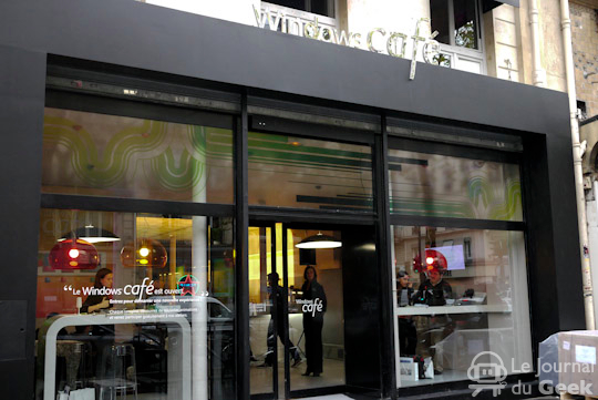 Picture Windows Coffee Paris