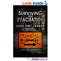 Surviving The Evacuation by Frank Tayell
