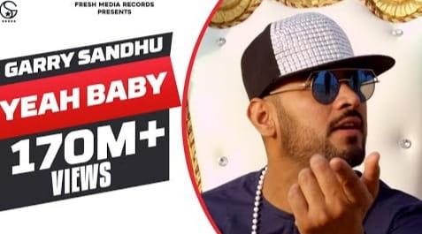 Yeah Baby Lyrics in Hindi, Garry Sandhu