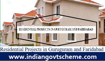 Residential Projects in Guruguram and Faridabad