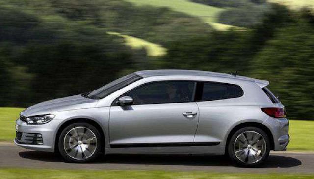 9 Mobil Sport Termurah VW Scrocco GTS