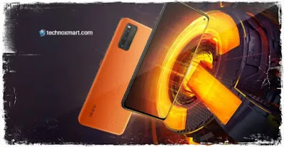 iQoo 3 Volcano Orange Colour Edition Is Now On Sale: Know Price, Specifications Here