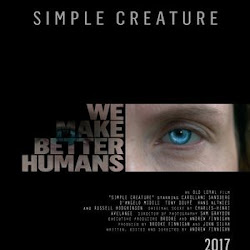 Poster Simple Creature 2016