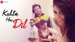 Kehta Hai Dil Lyrics Fahmil Khan