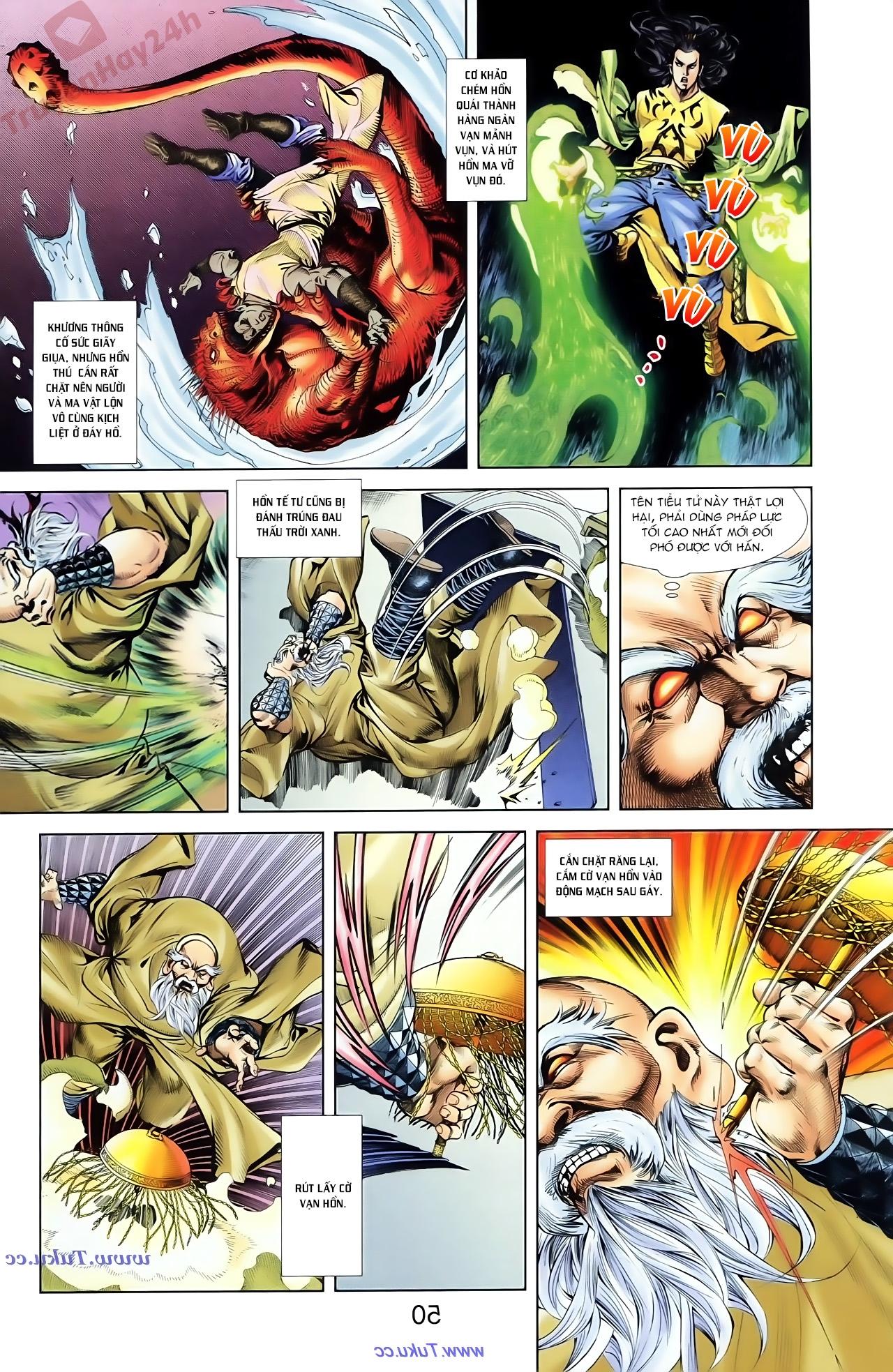 Cơ Phát Khai Chu Bản chapter 81 trang 6