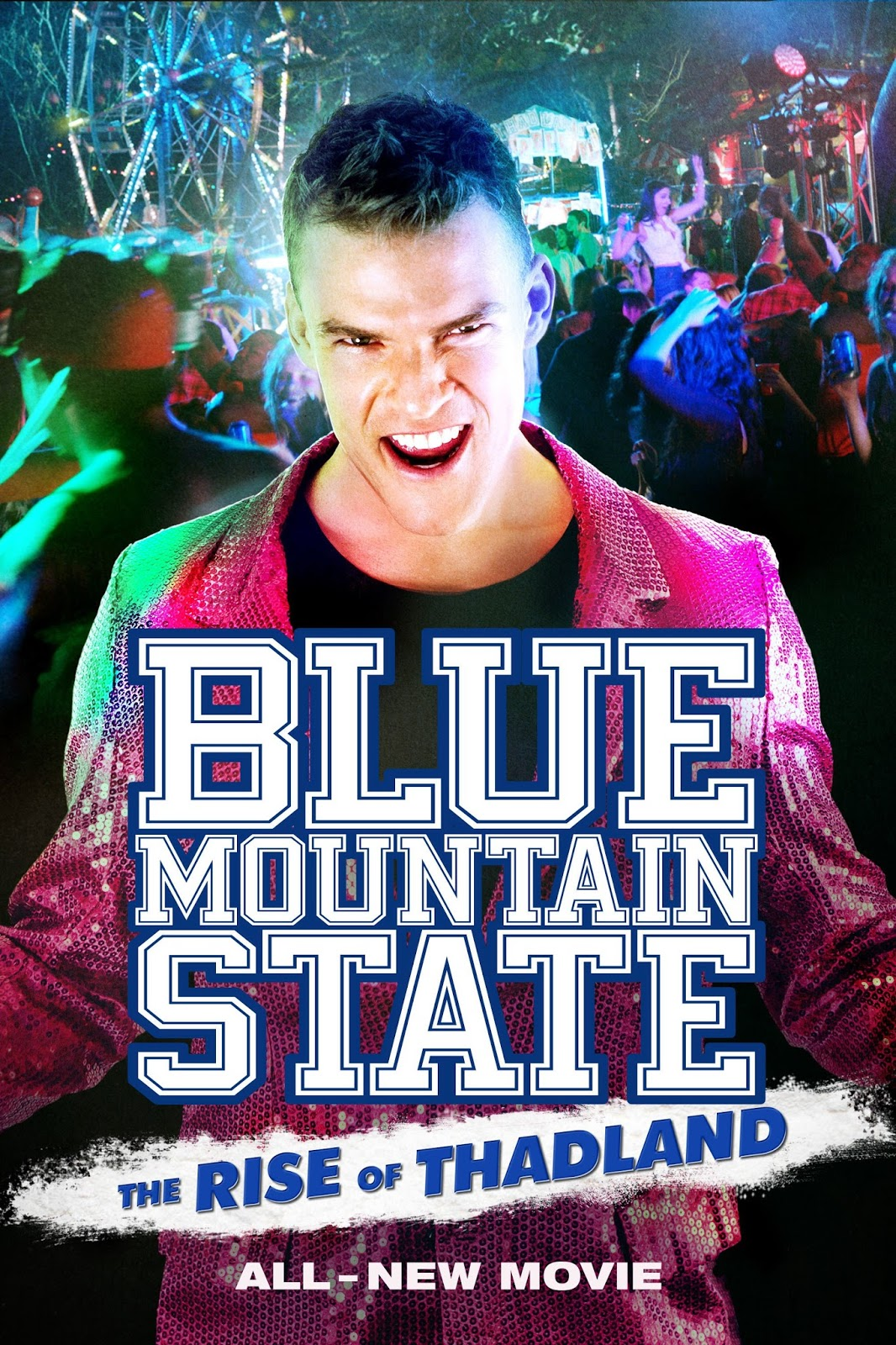 BLUE MOUNTAIN STATE - A ORIGEM DE THADLAND HD