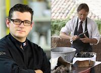 Le Chef Christian BRUNET traiteur à Monteux et Serge de Chez Serge à Carpentras #LCDADV