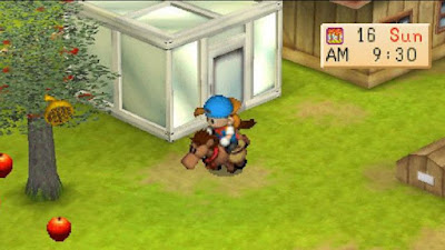 harvest moon back to nature game ps populer