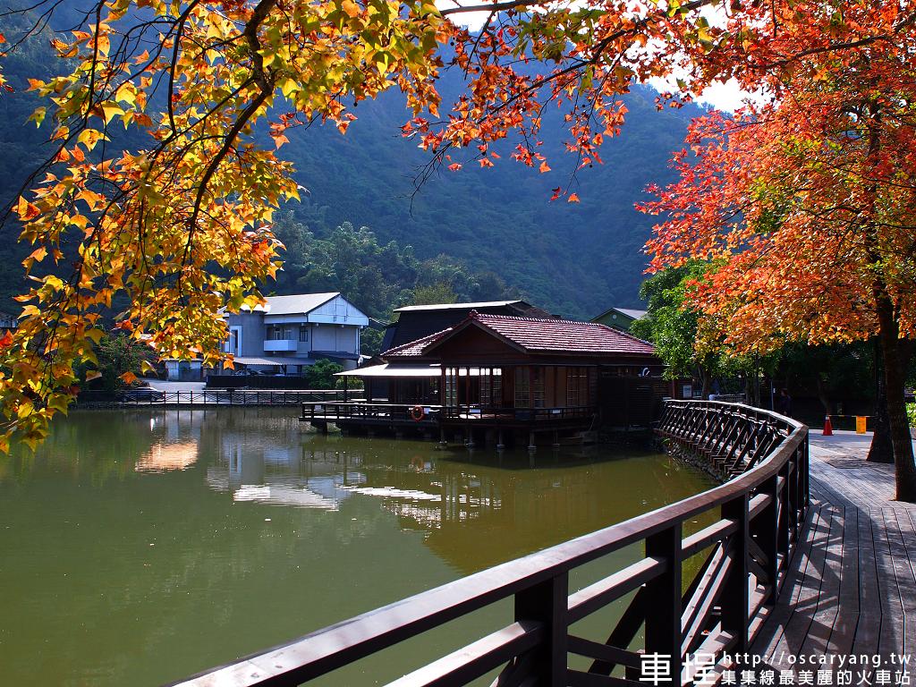 南投》這絕對不是日本:水里車埕,南投集集線最美麗火車站