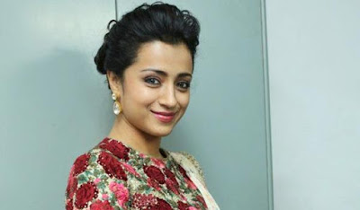 Latest Trisha Photo who is in the industry for more than 12 years