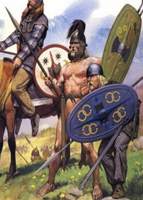 Painting Gallic & Celtic Warband picture 9