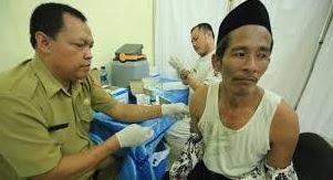 Vaksin Meningitis Minimal 2 Minggu Sebelum Berangkat Haji
