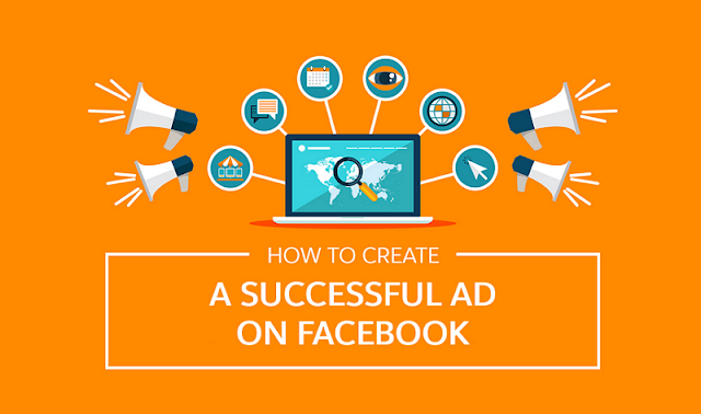 Getting Started: How to Create your First Facebook Ad Campaign - infographic