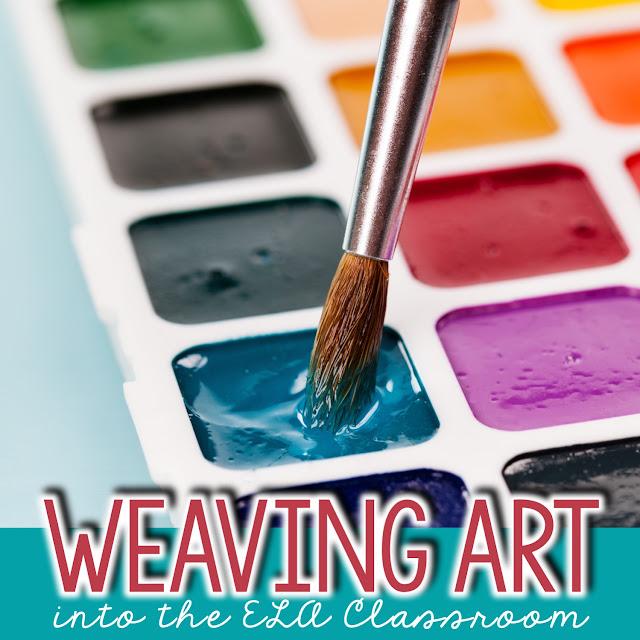 Weaving Art into the ELA Classroom