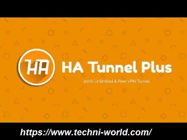 تحميل برنامج HA Tunnel Plus مهكر