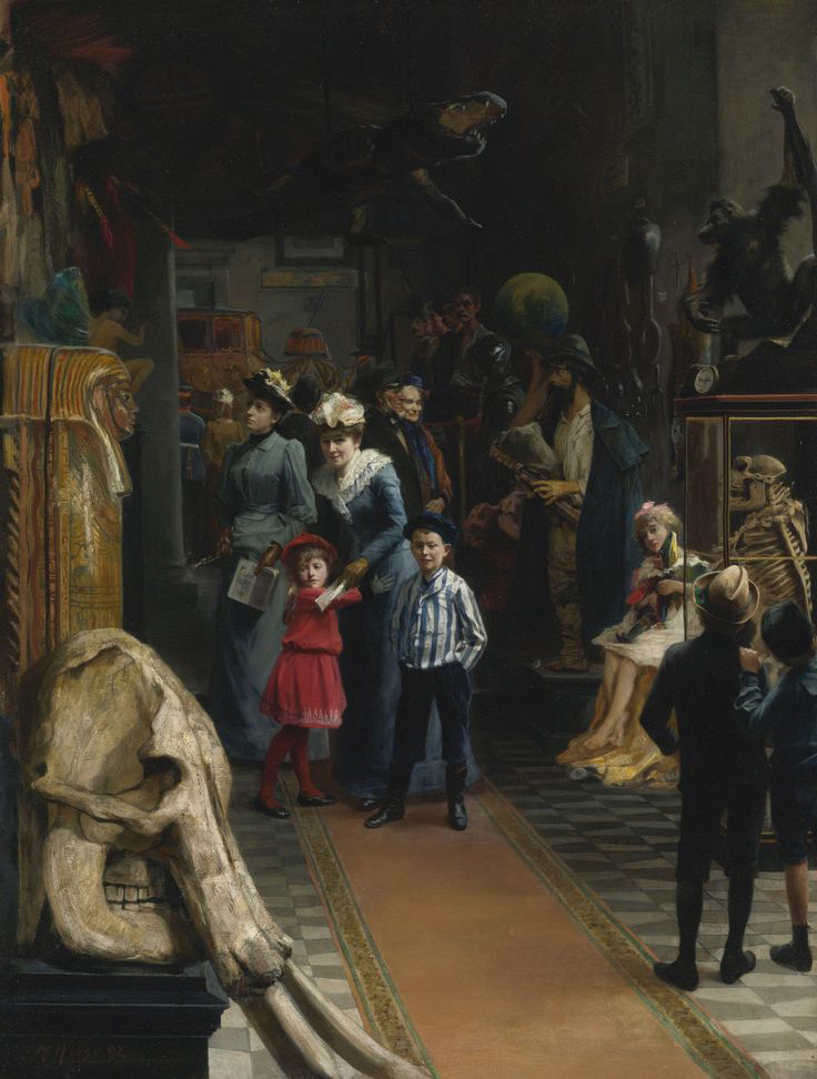 Morbid Anatomy Special Event Into The Panopticum Spectacle And