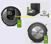 """Concorso """"iRobot. So You Can Human"""" : vinci gratis 21 iRobot Roomba i7 ( € 498,47)"""