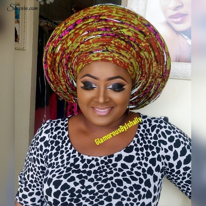 Photo Collection of beautiful African women geles for your parties