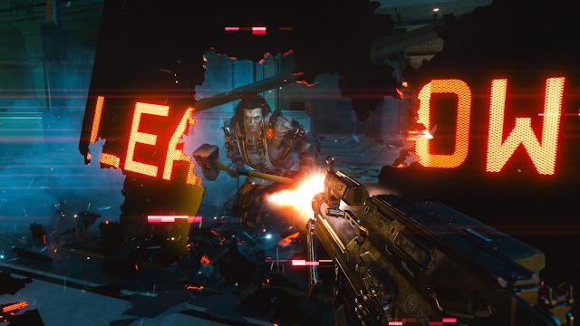 Cyberpunk 2077 من بين أفضل الألعاب مبيعًا لعام 2020