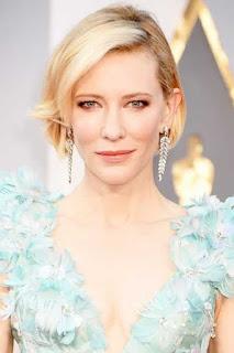 كيت بلانشيت (Cate Blanchett)، ممثلة أسترالية