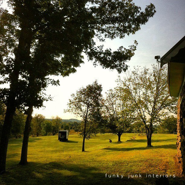 Bella Rustica, a vintage barn marketplace held at Milky Way Farms in Nashville Tennessee