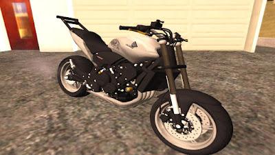 GTA SA -  Hornet 2014 WheeLing