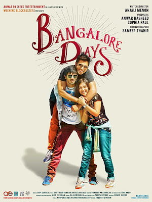 Bangalore Days (2014) DVDRip 720p Malayalam Movie 700MB