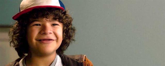 Dustin Henderson Stranger Things - Only Child