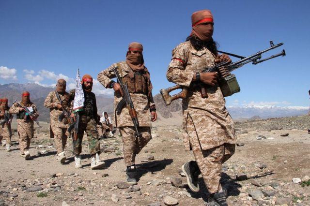 Wow! Taliban Kuasai Sumber Cadangan Mineral Senilai Rp14.370 Triliun di Afghanistan