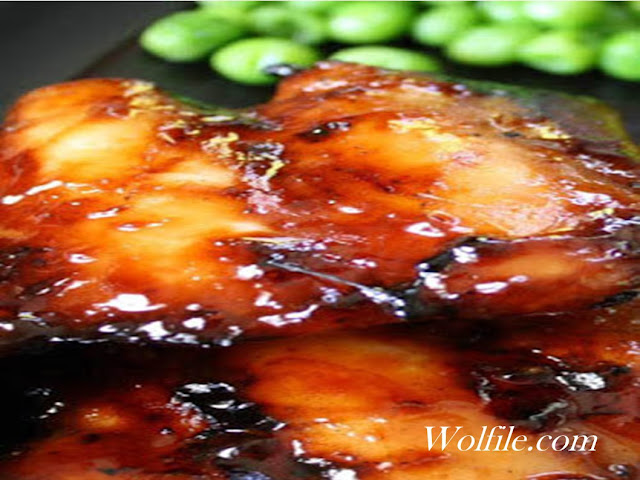 Hawaiian Grilled Huli Huli Chicken Recipe #Chicken