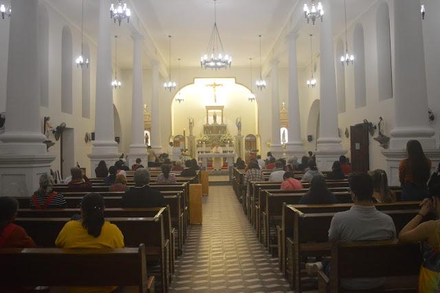 SANTA MISSA: Paróquia de São Joaquim reabre as portas na próxima terça-feira(15), com missas.
