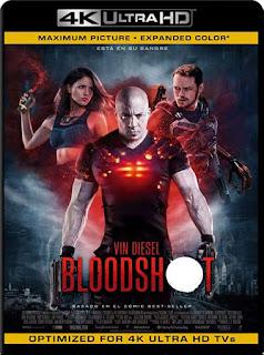Bloodshot (2020) HD [4K 2160p] Latino [Google Drive] Panchirulo