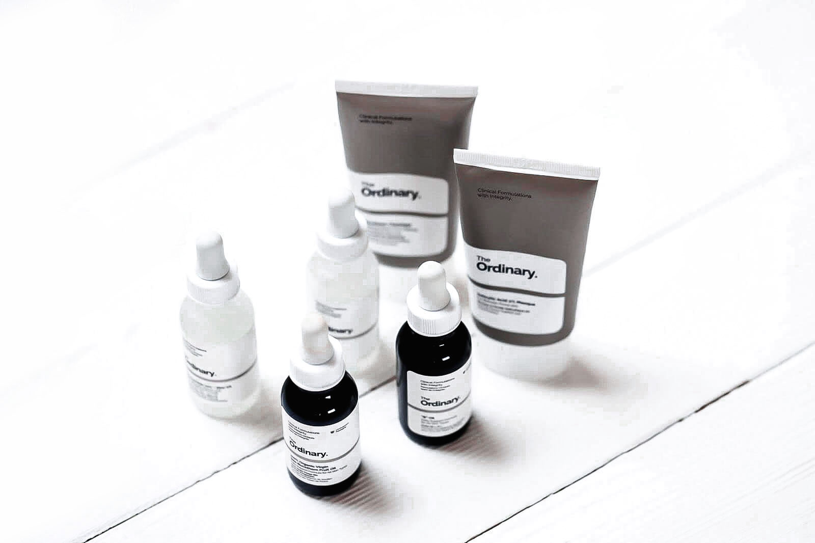 The Ordinary Soins Visage avis