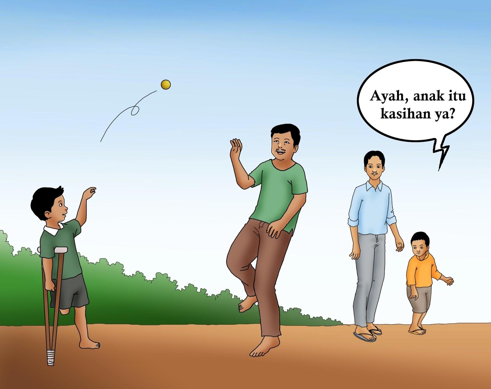 Melayani Anak Berkebutuhan Khusus