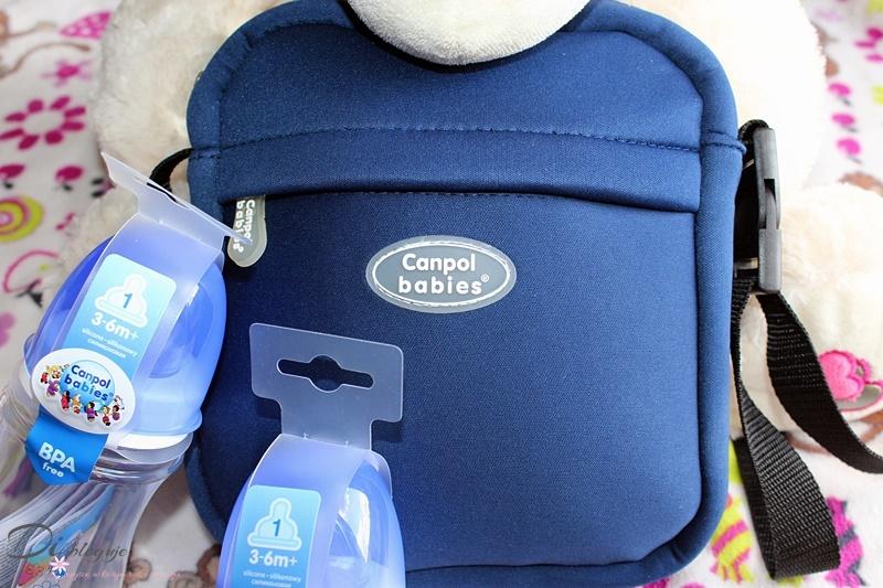 Butelki antykolkowe Easy Start i torba termoizolacyjna Canpol babies - recenzja