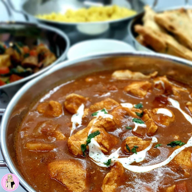 slimming world friendly butter chicken recipe