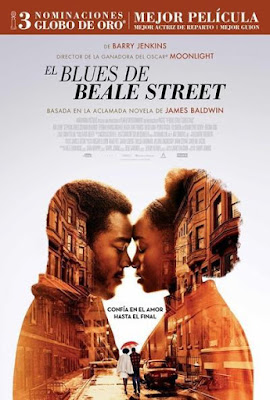 If Beale Street Could Talk 2018 DVD R1 NTSC Spanish