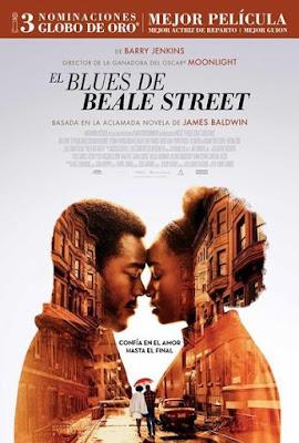 If Beale Street Could Talk 2018 Custom HD Dual Spanish 5.1