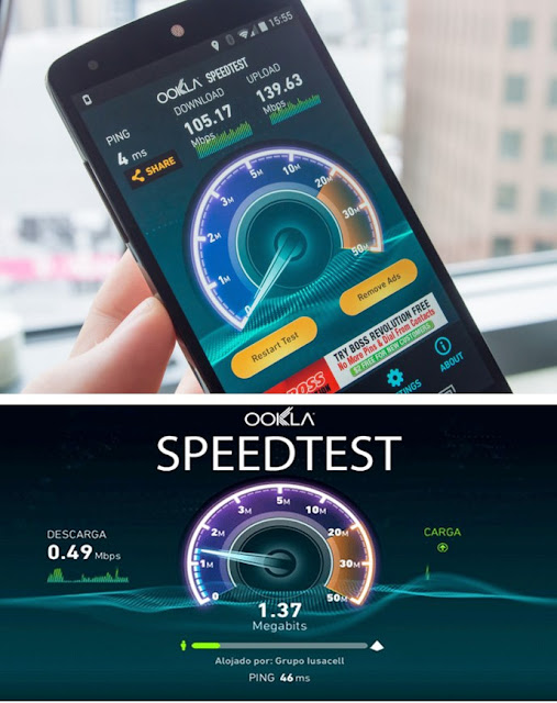 SpeedTest.Net Premium v3.2.18 Final APK