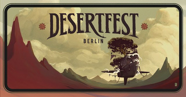 [News] Desertfest Berlin, May-2020
