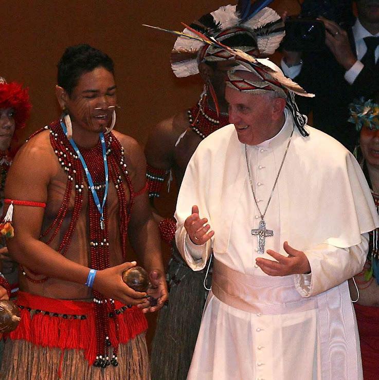 """""""Igreja pan-amazônica"""" seria """"a última loucura"""" para desfazer o Brasil?"""