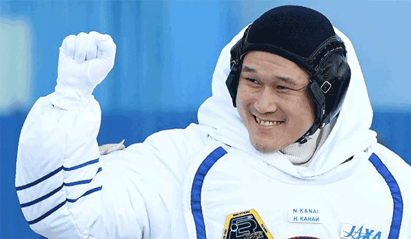 Norishige Kanai, Norishige Kanai Astronaut