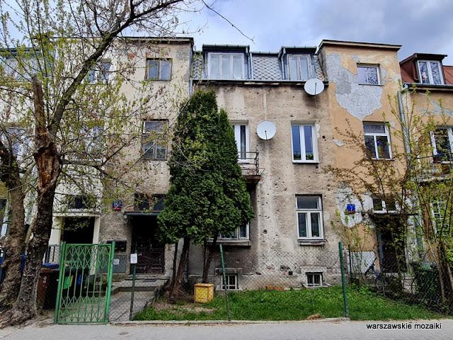 Warszawa Warsaw Praga Południe Saska Kępa architektura architecture willa modernizm funkcjonalizm