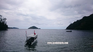 Pulau Pasumpahan, Sumatera Barat