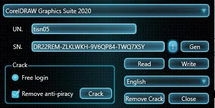 CorelDRAW Universal KeyGen Free Download