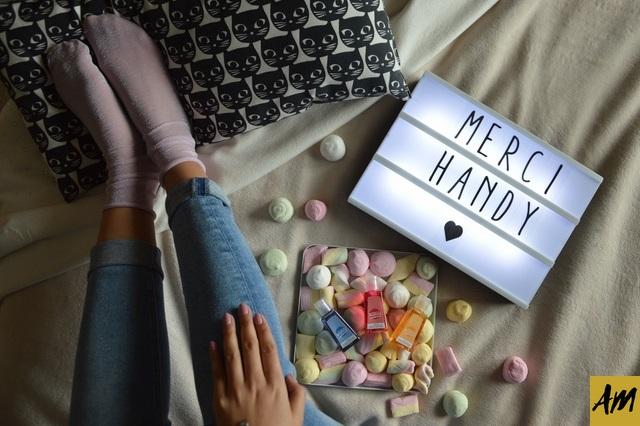 Merci Handy: un mundo de colores